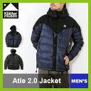 【30%OFF】クレッタルムーセン アトレ2.0ジャケット メンズ KLATTERMUSEN Atle 2.0 Jacket mens 【送料無料】 ジャケット アウター ダウン ダウンジャケット