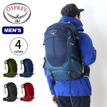 オスプレー ストラトス 34 OSPREY メンズ リュックサック バックパック <2018 秋冬>
