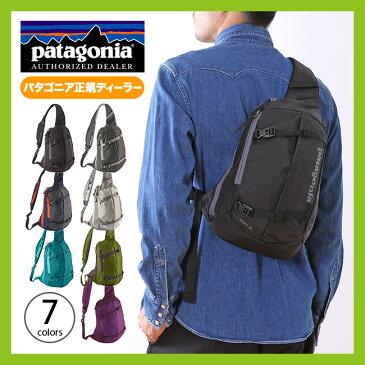 パタゴニア アトムスリング 8L patagonia Atom Sling 8L バッグ ショルダー リュック #48261 <2018 春夏>