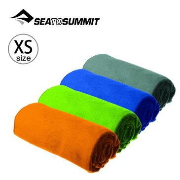 シートゥサミット ドライライトタオル XS SEA TO SUMMIT MicroDryLiteTowel XS タオル <2018 春夏>