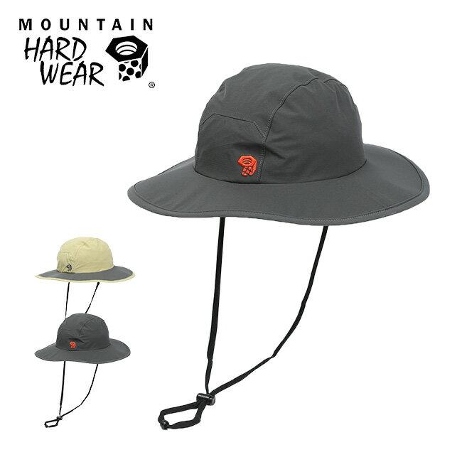 マウンテンハードウェア コヒージョンワイドブリムハット V.2 Mountain Hardwear Cohesion Wide Brim Hat V.2 メンズ レディース ユニセックス ハット 帽子アウトドア