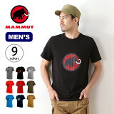 マムート マムートロゴTシャツ AF MAMMUT Mammut Logo AF T-Shirt メンズ Tシャツ 半袖 ショートスリーブ ロゴT <2018 春夏>