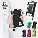 チャムス エコ キースマートフォンケース CHUMS Eco Key Smart Phone Case スマホ 携帯ケース <2018 秋冬>