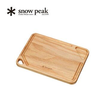 スノーピーク MYプレート snow peak 天然木 ウッド カントリー風 アウトドア バーベキュー BBQ まな板 吊るせる 調味料 チョーク TW-040 【正規品】