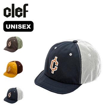 クレ 6040メッシュワイヤードB.キャップ Clef 6040 MESH WIRED B.CAP 帽子 キャップ メンズ レディース ユニセックス RB3569 <2019 春夏>