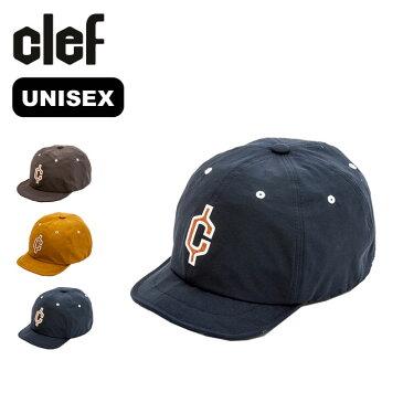 クレ 6040B.キャップ Clef 6040 B.CAP 帽子 キャップ メンズ レディース ユニセックス RB3576 <2019 春夏>