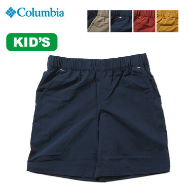コロンビア ウィルスアイルユースショーツ Columbia Wills Isle Youth Short キッズ ボトムス パンツ ハーフパンツ ショートパンツ 半ズボン <2019 春夏>