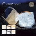キャリーザサン キャリー・ザ・サン スモール CARRY THE SUN SMALL ソーラーライト