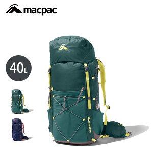 <2019 春夏> マックパック フィヨルド40 MACPAC FIORD 40 バックパック リュック ザック 40L MM61902