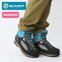スカルパ クリスタロ GTX WMN ターコイズ CRISTALLO GTX WMN トレッキングブーツ ハイキング 登山 靴 ブーツ <2019 春夏>・・・