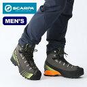 スカルパ リベレ OD SCARPA メンズ マウンテンブーツ 登山 靴 ブーツ シューズ 3シーズン SC23230 <2019 春夏>