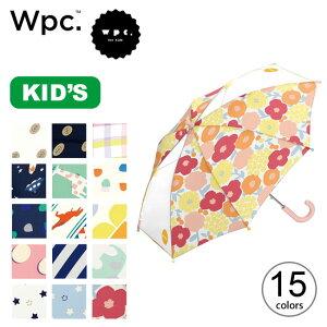 ワールドパーティー キッズアンブレラ Wpc. KIDS UMBRELLA キッズ 子供 傘 雨傘 かさ 雨具 <2020 春夏>