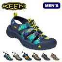 【SALE】キーン ニューポート H2 KEEN NEWPORT H2 メンズ サンダル スポーツサンダル 水陸両用 靴 アウトドア 限定カラー 【正規品】