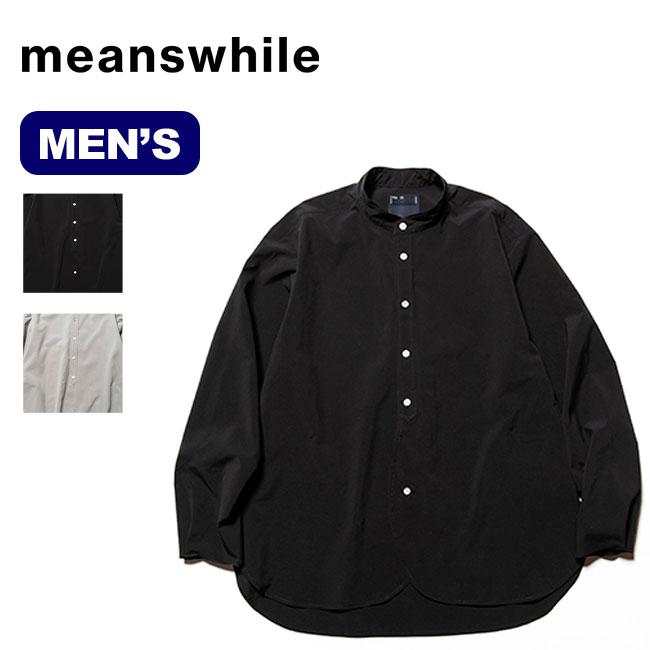トップス, カジュアルシャツ  meanswhile Water-Repellent SH MW-SH20202