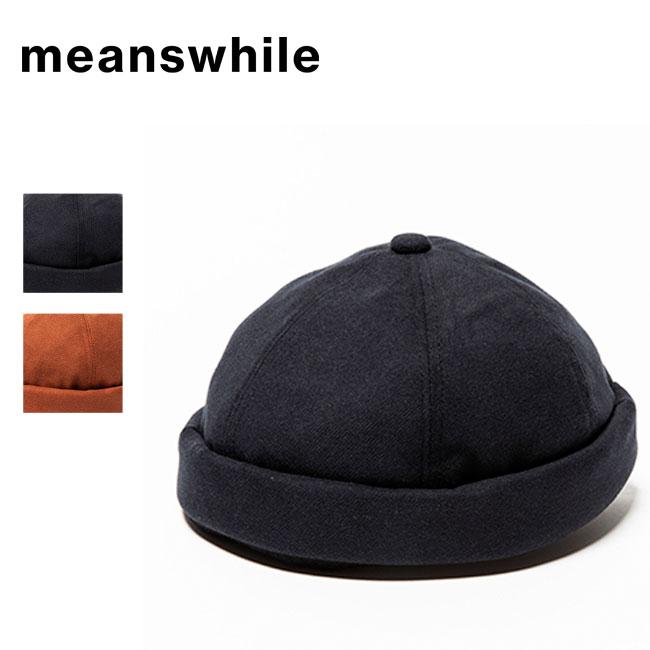 メンズウェア, 帽子  meanswhile MW-HT20205