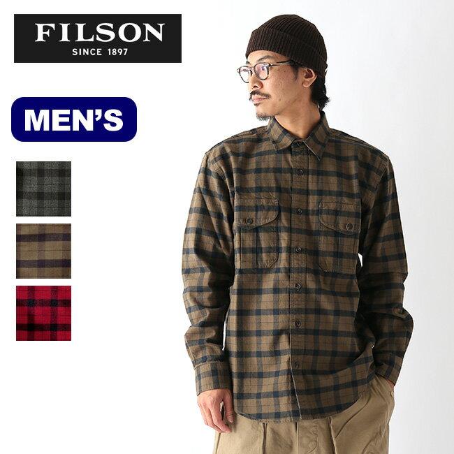トップス, カジュアルシャツ  Filson ALASKAN GUIDE SHIRT 8041-45-10010
