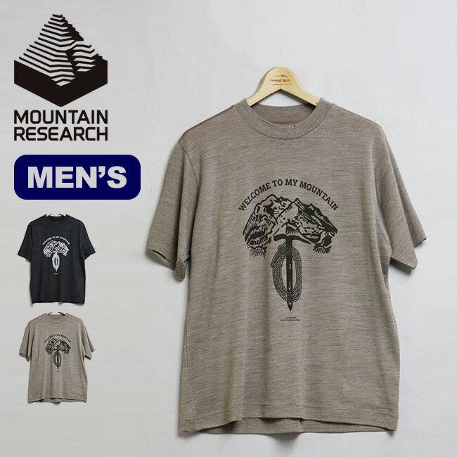 トップス, Tシャツ・カットソー  A.M.G. Tee Mountain Research A.M.G. Tee 3148 T