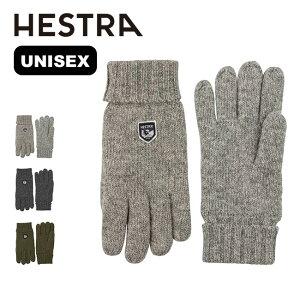 ヘストラ ベーシックウールグローブ HESTRA BASIC WOOL GLOVE 63660 メンズ レディース ユニセックス 手袋 【正規品】