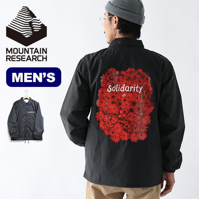 メンズウェア, アウター  Mountain Research Coach Jacket 3195