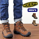 キーン ピレニーズ KEEN PYRENEES メンズ 靴 トレッキングシューズ ブーツ ミッドカット 登山靴 防水 キャンプ アウトドア 【正規品】
