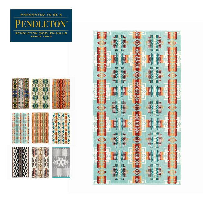ペンドルトン オーバーサイズジャガードタオル PENDLETON Oversize Jacquard Towel XB233 バスタオル コットン 大判タオル アウトドア 【正規品】