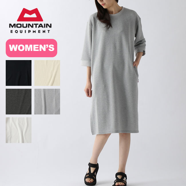 日本Yahoo代標|日本代購|日本批發-ibuy99|運動、戶外用品|戶外|穿|女裝|其他|【SALE】マウンテンイクイップメント QDワッフルワンピース MOUNTAIN EQUIPMEN…