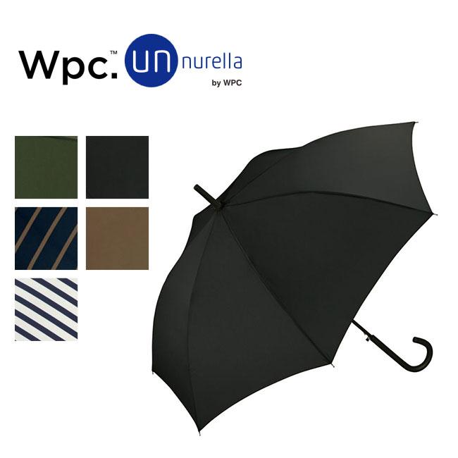傘, 男女兼用雨傘  60 w.p.c unnurella long UN01