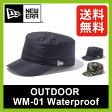 <残りわずか!>【30%OFF】 ニューエラ アウトドア WM-01 ウォータープルーフ NEW ERAWM-01 Waterproof ハット 帽子 アウトドア キャップ SALE セール