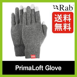 【50%OFF】<2015−2016年モデル>ラブ プリマロフトグローブ Rab【送料無料】PRIMALOFT GLOVE|手袋|メリノウール手袋|てぶくろ|防寒|タッチスクリーン対応|スマホ対応|ライナー|インナー|SALE|セール|3200