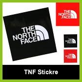 ノースフェイス TNF ステッカー 小【正規品】THE NORTH FACE ステッカー 小物