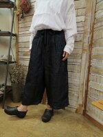 Gauze#オリジナルライトデニムルーミーパンツG246(ガーゼ)【smtb-k】