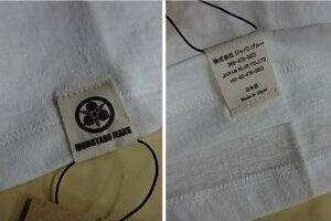桃太郎ジーンズ8.2オンス度詰ジンバブエ天竺出陣Tシャツ☆MT302★MOMOTAROJEANS(モモタロウジーンズ)