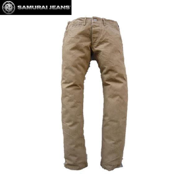メンズファッション, ズボン・パンツ SAMURAI JEANS SJ42CPHEAVY CHINO TROUSERS()