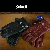 Schottワンスターウィンターグローブ(ショート) ONE STAR WINTER GLOVE/SHORT☆3149026ショット(レザーグローブ)手袋【smtb-k】