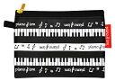 コイン&ティッシュケース ピアニズム♪お取り寄せ商品です。♪♪ 【ピアノ発表会 記念品 に最適♪】音楽雑貨 ねこ雑貨 バレエ雑貨 ♪記念品に最適 音楽会粗品