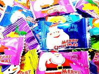 クリスマス キャンディー 単価約4円×1kg入(約300入) クリスマス お菓子