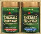 CAPITALギフト用詰合せレギュラーコーヒー粉180g×2缶エメラルドマウンテンストレート/ブレンドEM-30E【キャピタルコーヒー/CAPITAL】