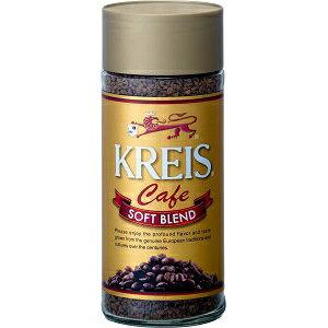 KREIS クライス インスタントコーヒー ソフトブレンド 100g 【キャピタルコーヒー/CAPITAL】
