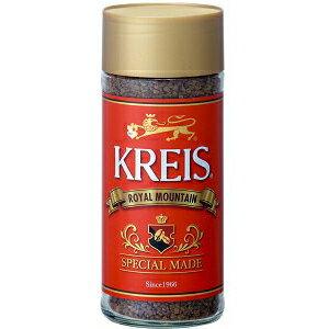 コーヒー, インスタントコーヒー KREIS 100g CAPITAL