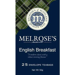 MELROSE'S(メルローズ)『ティーバッグ イングリッシュブレックファースト』