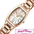 エンジェルハート腕時計[AngelHeart時計](AngelHeart腕時計エンジェルハート時計)プラチナムレーベルムーン&スターコレクション(PlatinumLabel)レディース時計/PT21PGS