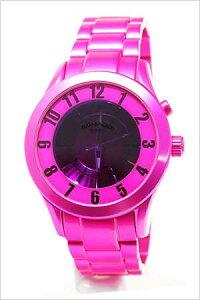 ロマゴデザイン腕時計[ROMAGODESIGN時計](ROMAGODESIGN腕時計ロマゴデザイン時計)スーパーレジェーラ(Superleggera)/メンズ時計/ピンク/RM028-0287AL-PK