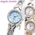 今月のピックアップアイテム!アンジェロジュリエッティ腕時計[AngeloJurietti]AngeloJurietti腕時計AngeloJurietti腕時計アンジェロジュリエッティ時計レディース[海外旅行][セレブ][知的][憧れ][アウトレット][限定セール][超特価]