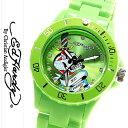 エドハーディー腕時計 EdHardy時計 Ed Hardy 腕時計 エド ハーディー 時計 ビップ2 VIP2 女の子 VP2-GR [ブランド 派手 セレブ タトゥー ハリウッド プレゼント 女の子 子供用 キッズウォッチ KIDS ] 誕生日