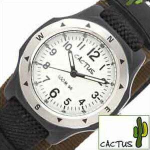 02d1f40a1a 【小学生のお子様に】【プレゼントにおすすめ】カクタス腕時計 CACTUS時計 CACTUS