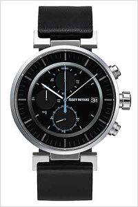 イッセイミヤケ腕時計ISSEYMIYAKE時計ISSEYMIYAKE腕時計イッセイミヤケ時計ダブリュー(W)ユニセックス/男女兼用/ブラックSILAY009[和田智デザイン人気おしゃれアイコン][送料無料]