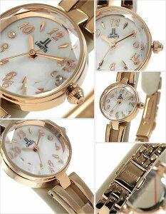 ランチェッティ腕時計LANCETTI時計LANCETTI腕時計ランチェッティ時計レディース/ホワイトシェルLT-6204R-WH[アナログクリスタル/ストーンホワイト/ピンクゴールド白/桃金5Y30][送料無料]
