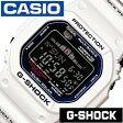 Gショック 白 Gshock g-shock G-ショック 腕時計 時計 GWX-5600C-7JFジー ライド メンズ/ブラック[人気/ブランド/デジタル/タフ ソーラー/電波 時計/液晶/防水/ホワイト/スポーツウォッチ/トレーニング/登山/マラソン/ランニング/ジム][新生活]