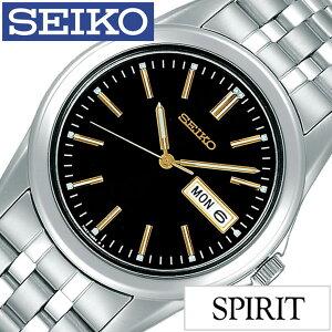 [5年保証対象]セイコー腕時計SEIKO時計SEIKO腕時計セイコー時計スピリットSPIRITメンズ/ブラックSCXC015[メタルベルト/正規品/限定/シルバー/シンプル/ゴールド][送料無料][バレンタイン]