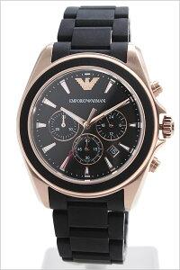 エンポリオアルマーニ腕時計[EMPORIOARMANI時計]エンポリオアルマーニ時計[EMPORIOARMANI腕時計]アルマーニ時計スポーティボシグマSportivoSigmaメンズ/ブラックAR6066[クロノグラフ/新作/高級/ブランド/ビジネス/フォーマル/プレゼント/エンポリ][送料無料]